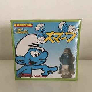 100% Kubrick Edition! Smurfs Series 1 (Rare)