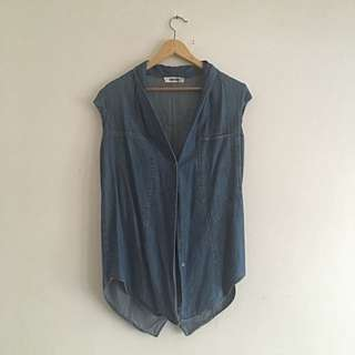 Helmut Lang Denim Shirt