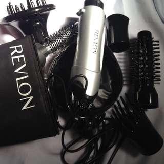 REVLON 1000w HOT AIR DRYER
