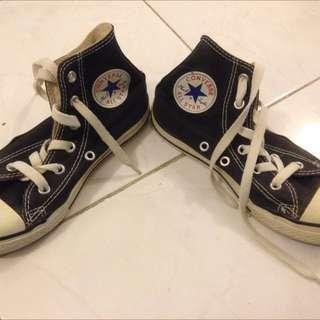 Kasut Converse ori for Kids