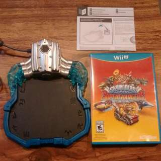 Skylanders Superchargers Wii U (Game, portal and instructions only.)