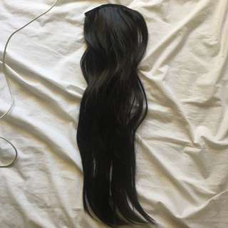 Synthetic Pony Tail Hair Extensions