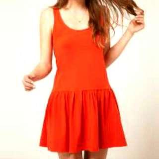 Brand New! ASOS Mini Dress With Pockets.