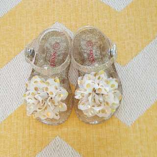 BN SEED Baby Jelly Sandals (6-12mths)