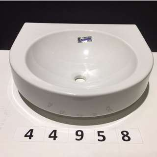 44958 Duravit Happy D inset/countertop washbasin w/o overflow