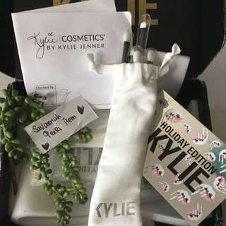 🎉SPECIAL Sale - KYLIE BRUSHES ( Authentic)