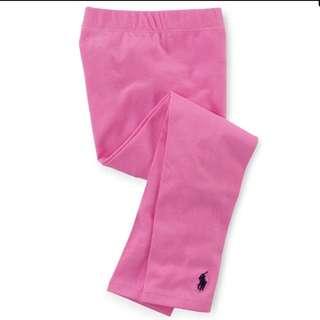 RL 美國官網購入🇺🇸 粉色長褲(現貨)