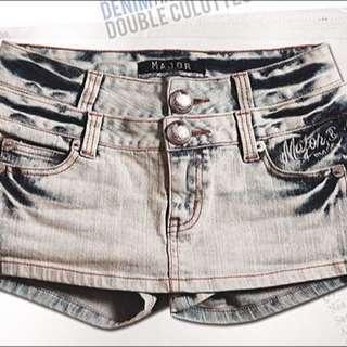🎉Major Made MJR可拆二件式褲裙