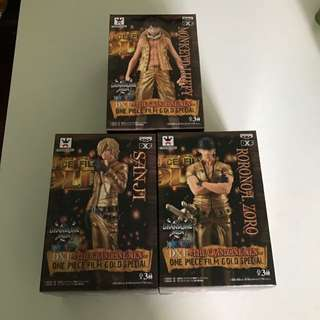 One Piece Film GOLD Namco Limited