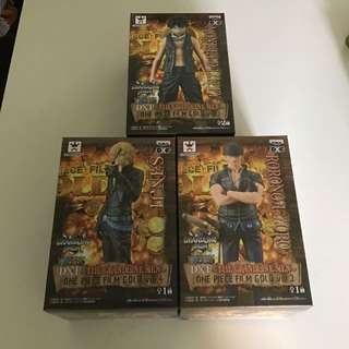 One Piece Figurines