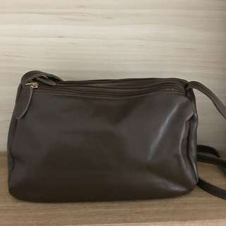 Pure Leather Crossbody For Let Go!!