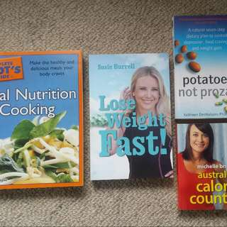 Health And Nutrition Books