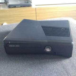 xbox 360 slim matt black case 只得外殼.
