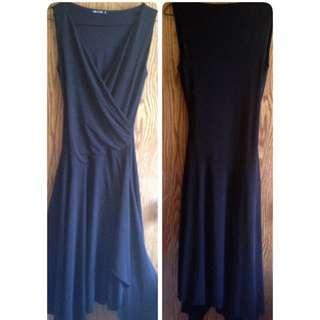 Body & Soul Black Dress