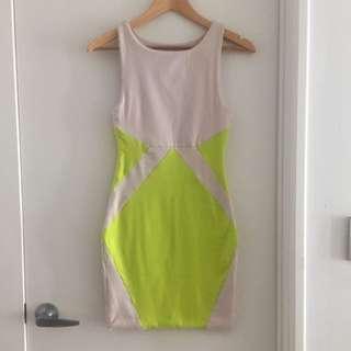 Kookai Bodycon Dress Size 1
