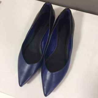 Charles And Keith Pointed Flats