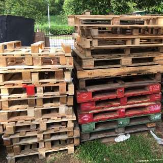 Used Wood Pallet at any cost