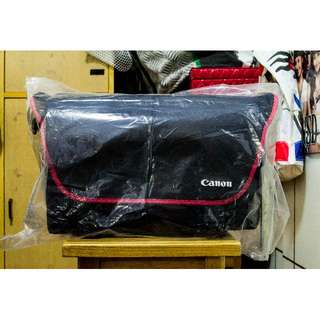 Canon's Red Line Active Messenger Bag (FINAL Price)