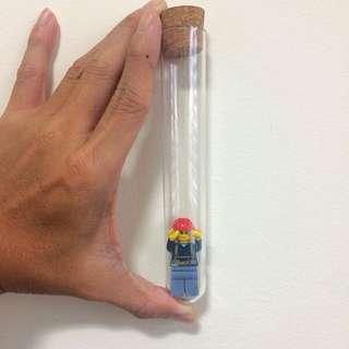 Plastic Test Tube Extra Large
