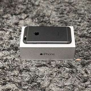 (RESERVED) iPhone 6 (silver) 64gB