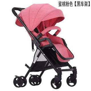 COMPACT STYLISH BABY STROLLER