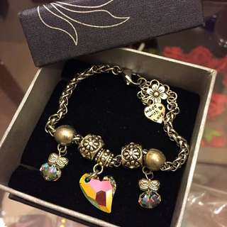 Brand NEW Bracelet With Charms