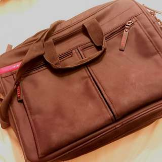 Prada Laptop Bag/ Briefcase Bag