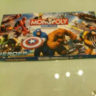 Heros Monopoly