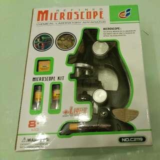 兒童顯微鏡