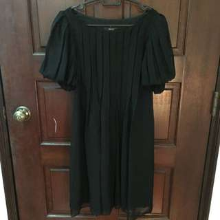Black Mango LBD Evening Dress Size S