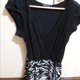 Black elegant dress for sale