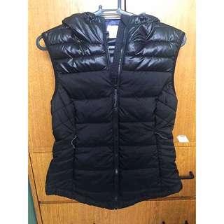 Sleeveless Padded Winter Jacket