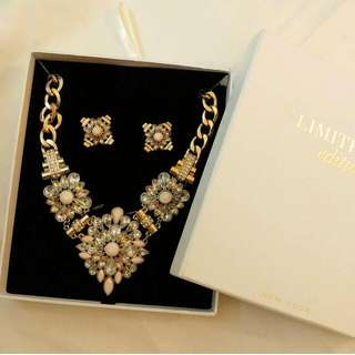 New Look Jewlery Set From London