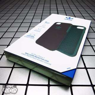 Original Genuine Adidas Apple iPhone7 Dual Layer Back Cover Case