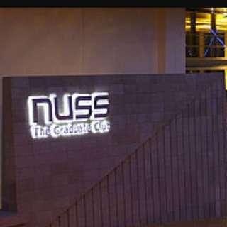 NUSS membership