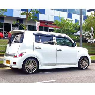 Daihatsu Materia 1.5 (auto) for rent - P-plate drivers welcome!