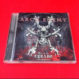[CD+DVD] ARCH ENEMY - RISE OF THE TYRANT (2007, Savage Messiah) [EU]