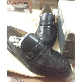 Bally Shoes Black Calf Noir