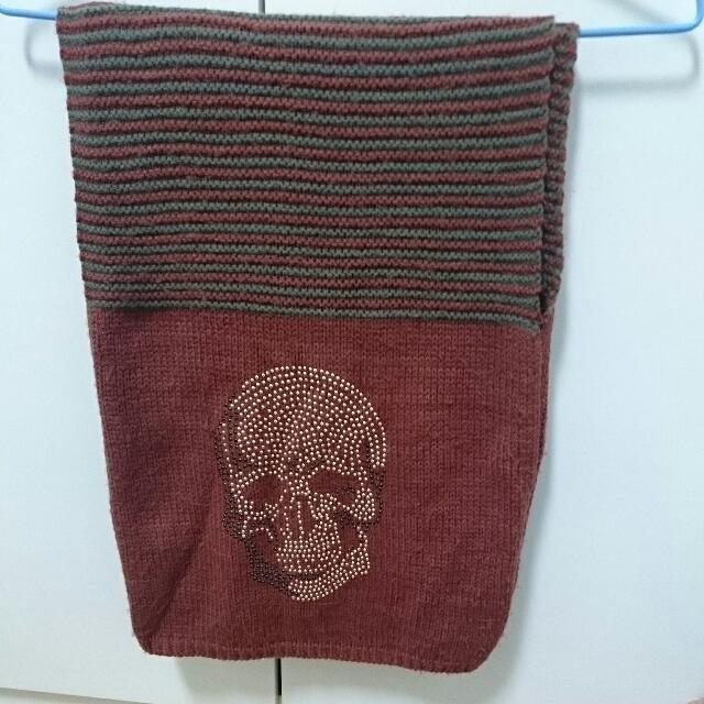 窟魯頭個性圍巾