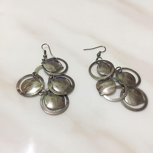 長耳環 、 💗愛心項鍊