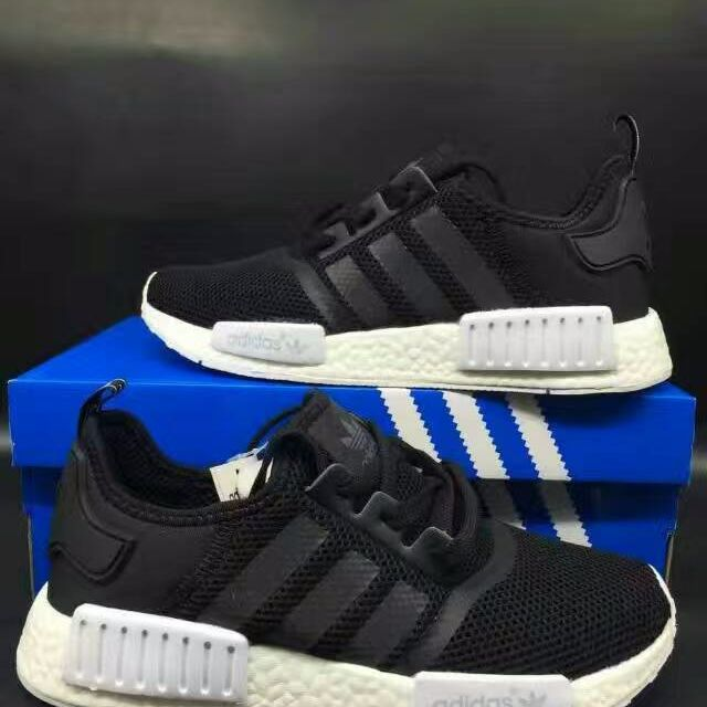 59580e3657ea3 Adidas Original NMD Runner PK Man Women Sports Shoes