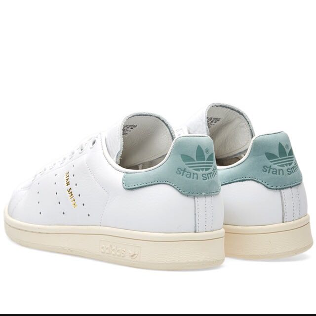 Adidas Originals Stan Smith ( Vintage Green), Women's Fashion, Shoes on Carousell