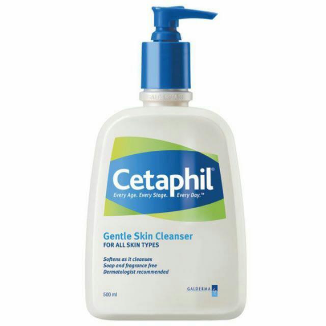 Cetaphil Gentle Cleanser 500ml