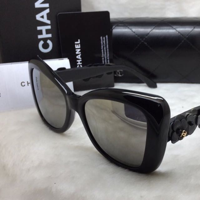 Channel Sunglasses