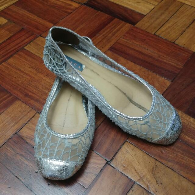 [SALE]Clear Flats Size 6