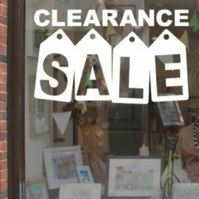 Clearance SALE!!🎇
