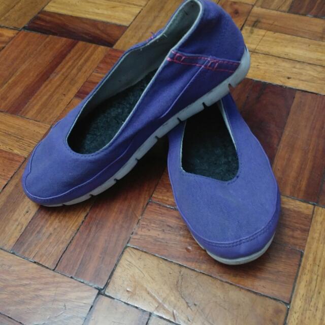 [SALE]Comfy Purple Sneakers