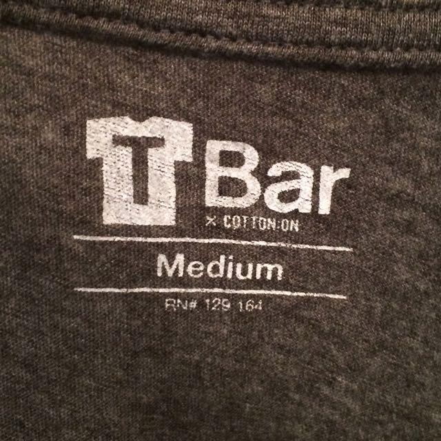 Cotton T Bar Top