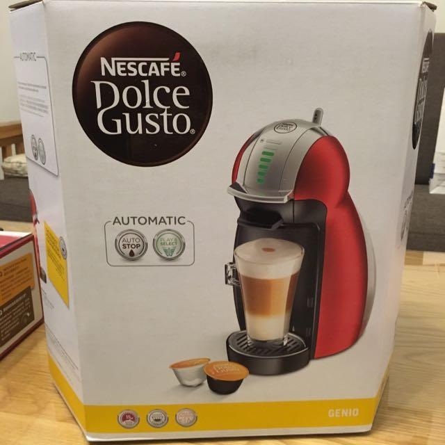 Dolce Gusto 咖啡機