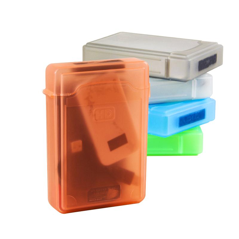 【GOmart】3.5吋硬碟 保護盒 整理盒 收納盒 保存盒 PP